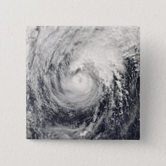 Typhoon Dolphin in the Philippine Sea 15 Cm Square Badge