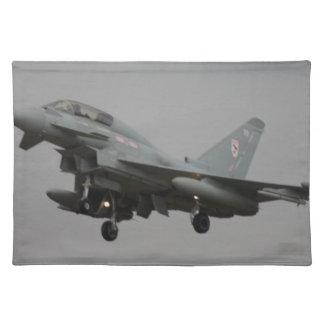 Typhoon Euro fighter Place Mat