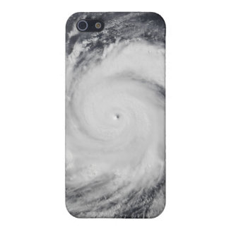 Typhoon Faxai in the western Pacific Ocean Cover For iPhone 5/5S