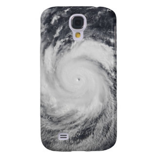 Typhoon Faxai in the western Pacific Ocean Galaxy S4 Case