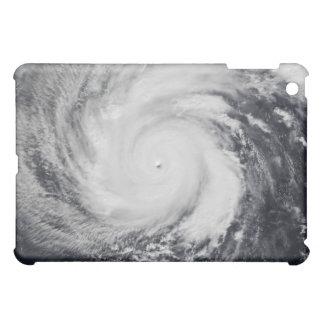 Typhoon Faxai in the western Pacific Ocean iPad Mini Cases