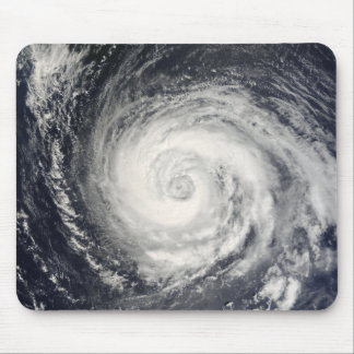 Typhoon Fitow Mouse Mat