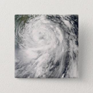 Typhoon Fung-wong 15 Cm Square Badge