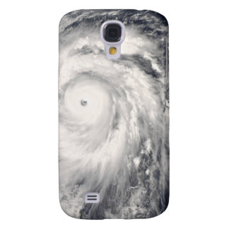 Typhoon Jangmi off Taiwan and the Philippines Galaxy S4 Case