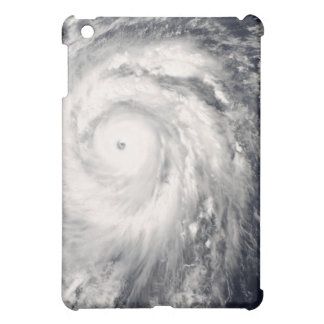 Typhoon Jangmi off Taiwan and the Philippines iPad Mini Cases