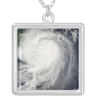 Typhoon Jangmi Silver Plated Necklace