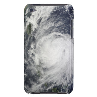 Typhoon Lupit off the Philippines Barely There iPod Cover
