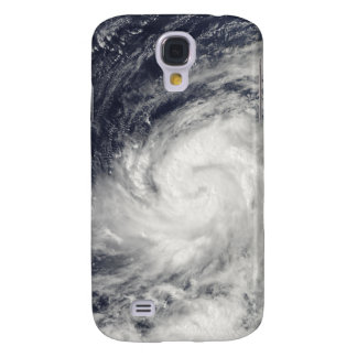 Typhoon Lupit over the western Pacific Ocean Galaxy S4 Case