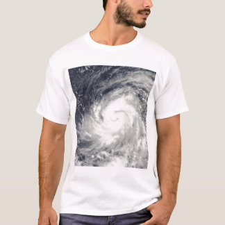 Typhoon Lupit over the western Pacific Ocean T-Shirt