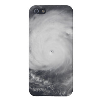 Typhoon Maemi in the Western Pacific Ocean iPhone 5 Covers