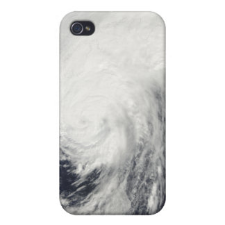Typhoon Melor approaching Japan iPhone 4/4S Covers
