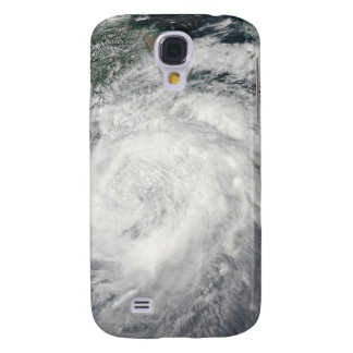 Typhoon Morakot over China Galaxy S4 Case