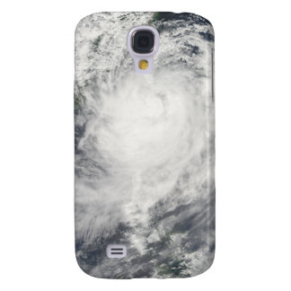 Typhoon Morakot over Taiwan Galaxy S4 Case