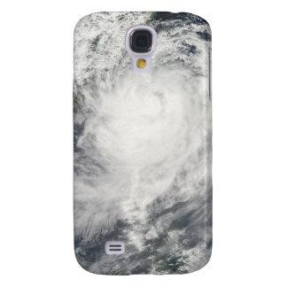 Typhoon Morakot over Taiwan Galaxy S4 Case