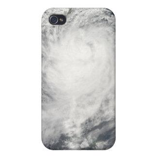 Typhoon Morakot over Taiwan iPhone 4/4S Case