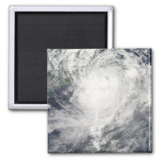 Typhoon Morakot over Taiwan Magnet