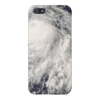 Typhoon Nakri off Japan iPhone 5 Cases
