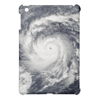 Typhoon Nida in the Pacific Ocean iPad Mini Case
