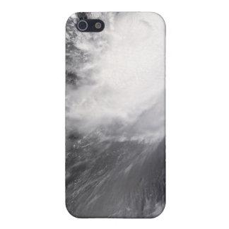 Typhoon Nuri approaching China iPhone 5 Case