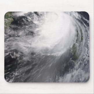 Typhoon Nuri approaching China Mouse Mat
