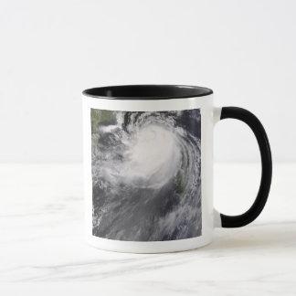 Typhoon Nuri approaching China Mug