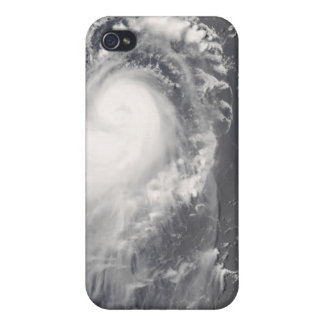 Typhoon Nuri approaching the Philippine Islands Case For The iPhone 4