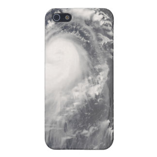 Typhoon Nuri approaching the Philippine Islands iPhone 5 Cover