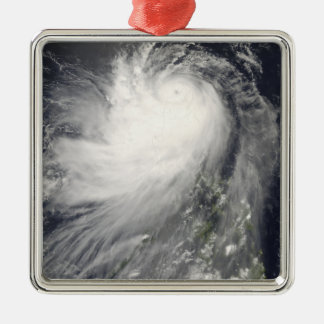 Typhoon Nuri over the Philippine Islands Christmas Ornament