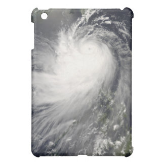 Typhoon Nuri over the Philippine Islands iPad Mini Case