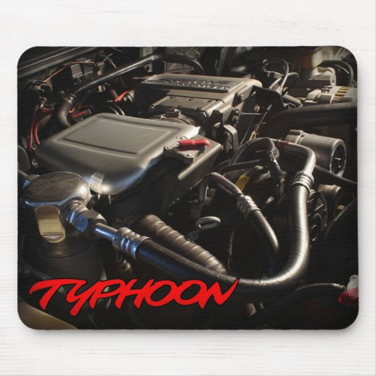 Typhoon One Mousepad