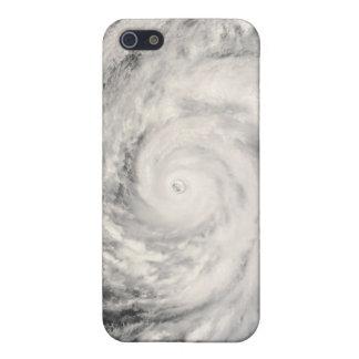 Typhoon Rammasun in the Philippine Sea iPhone 5/5S Cover