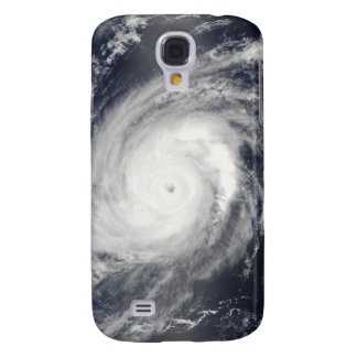 Typhoon Sudal south of Japan 2 Galaxy S4 Case