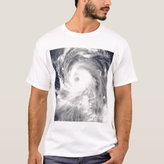 Typhoon Tingting over the Northern Mariana Isla T-Shirt
