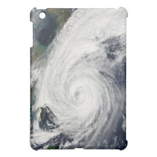Typhoon Tokage south of Japan Cover For The iPad Mini