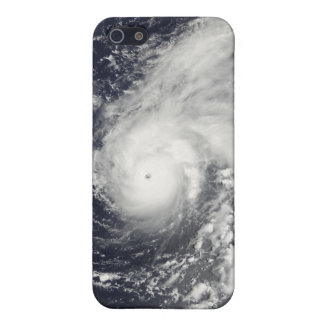 Typhoon Vamco in the Pacific Ocean iPhone 5 Case