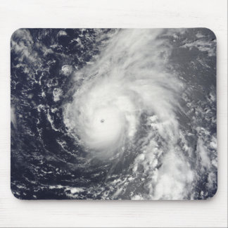 Typhoon Vamco in the Pacific Ocean Mouse Mat