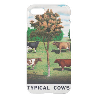Typical Cows iPhone 7 Case