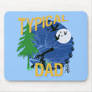 Typical Dad Mouse Pad