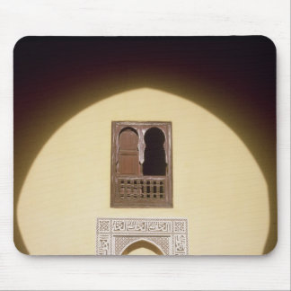 Typical Moroccan Window Mouse Mat