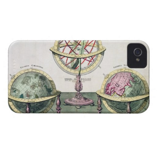Typical Representations of Artificial Spheres (col Case-Mate iPhone 4 Case
