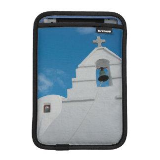 Typical whitewashed church iPad mini sleeve