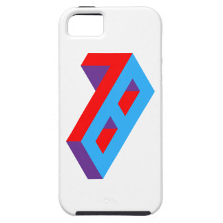 Typographical design of 78. For people born in 78 Case For The iPhone 5