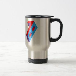Typographical design of 78. For people born in 78 Travel Mug
