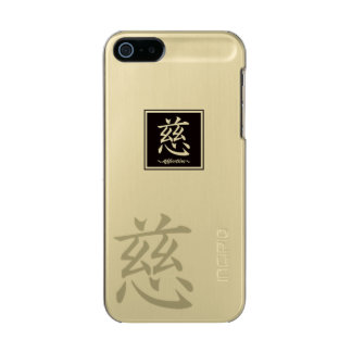 "Typography ""Affection "" of Chinese character Incipio Feather® Shine iPhone 5 Case"