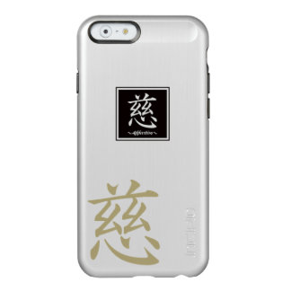 "Typography ""Affection "" of Chinese character Incipio Feather® Shine iPhone 6 Case"