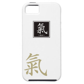 """Typography """"Aura """" of Chinese character iPhone 5 Cases"""