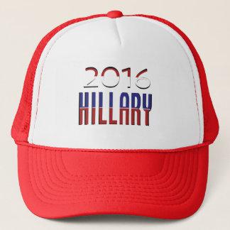 Typography Election Hillary Clinton 2016 Cap