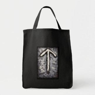 Tyr - Tiwaz (T) Grocery Tote Bag
