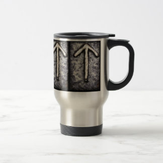 Tyr - Tiwaz (T) Travel Mug