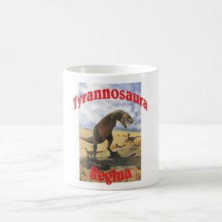 Tyrannosaura Regina Coffee Mug